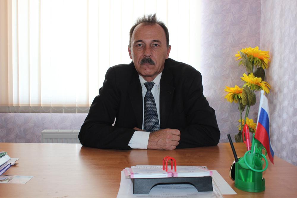 Тренин Александр Владимирович